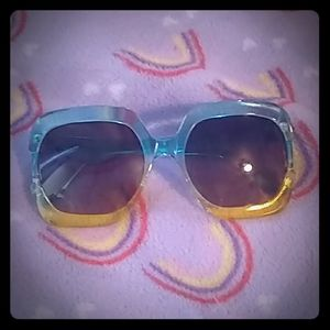 Free people ombre glasses